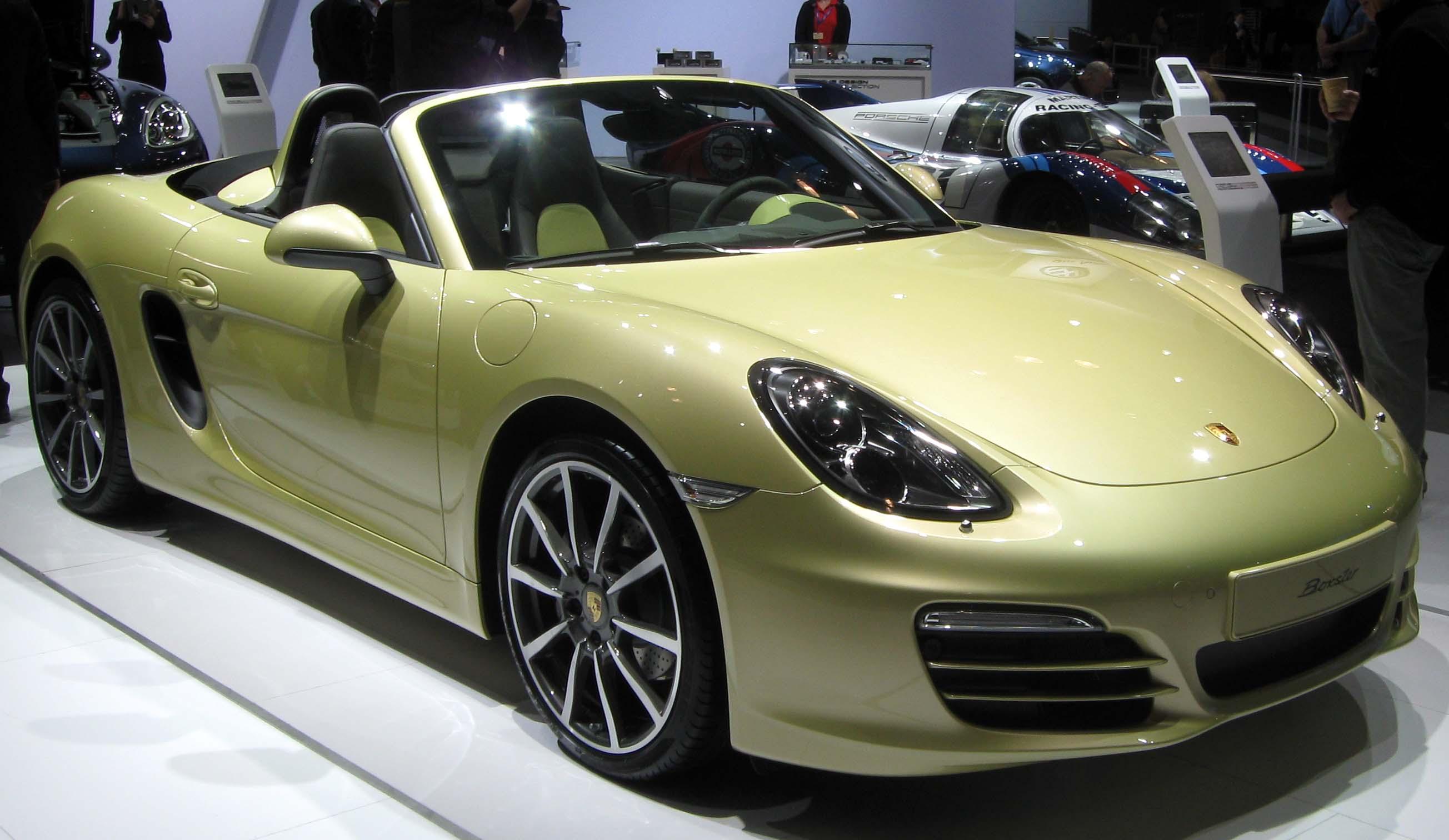 Porsche 981 Wikipedia