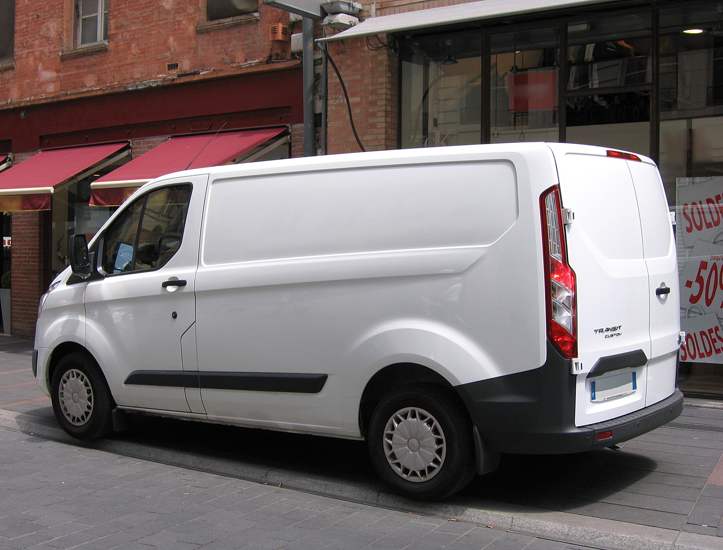file 2014 ford transit custom panel van rl jpg. Black Bedroom Furniture Sets. Home Design Ideas