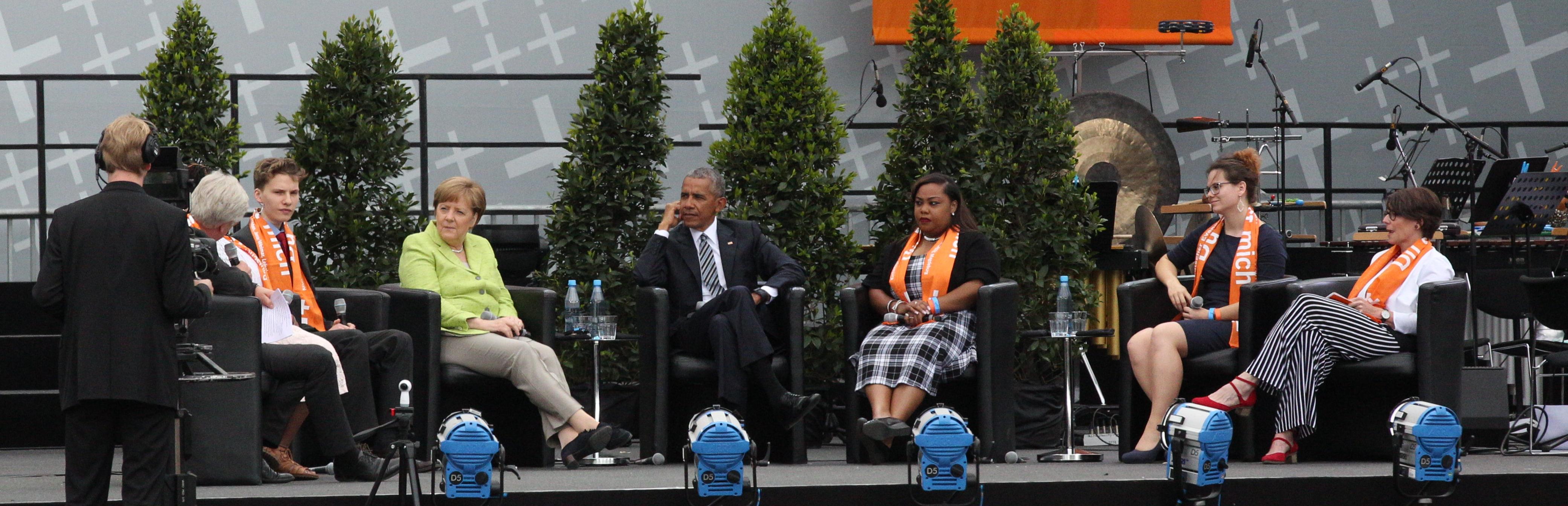 Datei:2017-05-25 Angela Merkel, Barack Obama (Deutscher