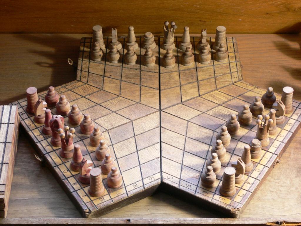 Three-player chess | Wiki | Everipedia