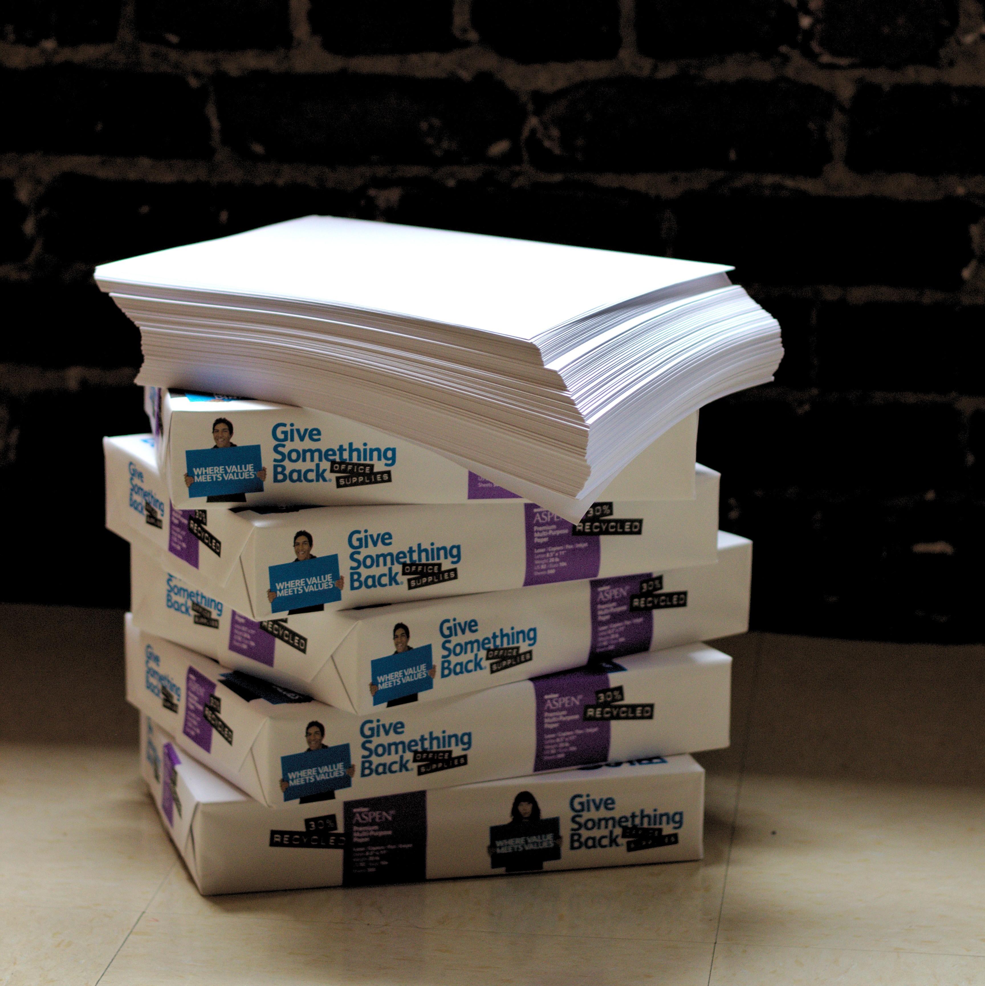 *HOT* $01 (Reg $99) Multi-Purpose Paper Ream at Staples