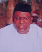 Alhaji Abdul Azeez Kolawole Adeyemo Yoruba politician