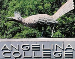 Angelina College Masthead