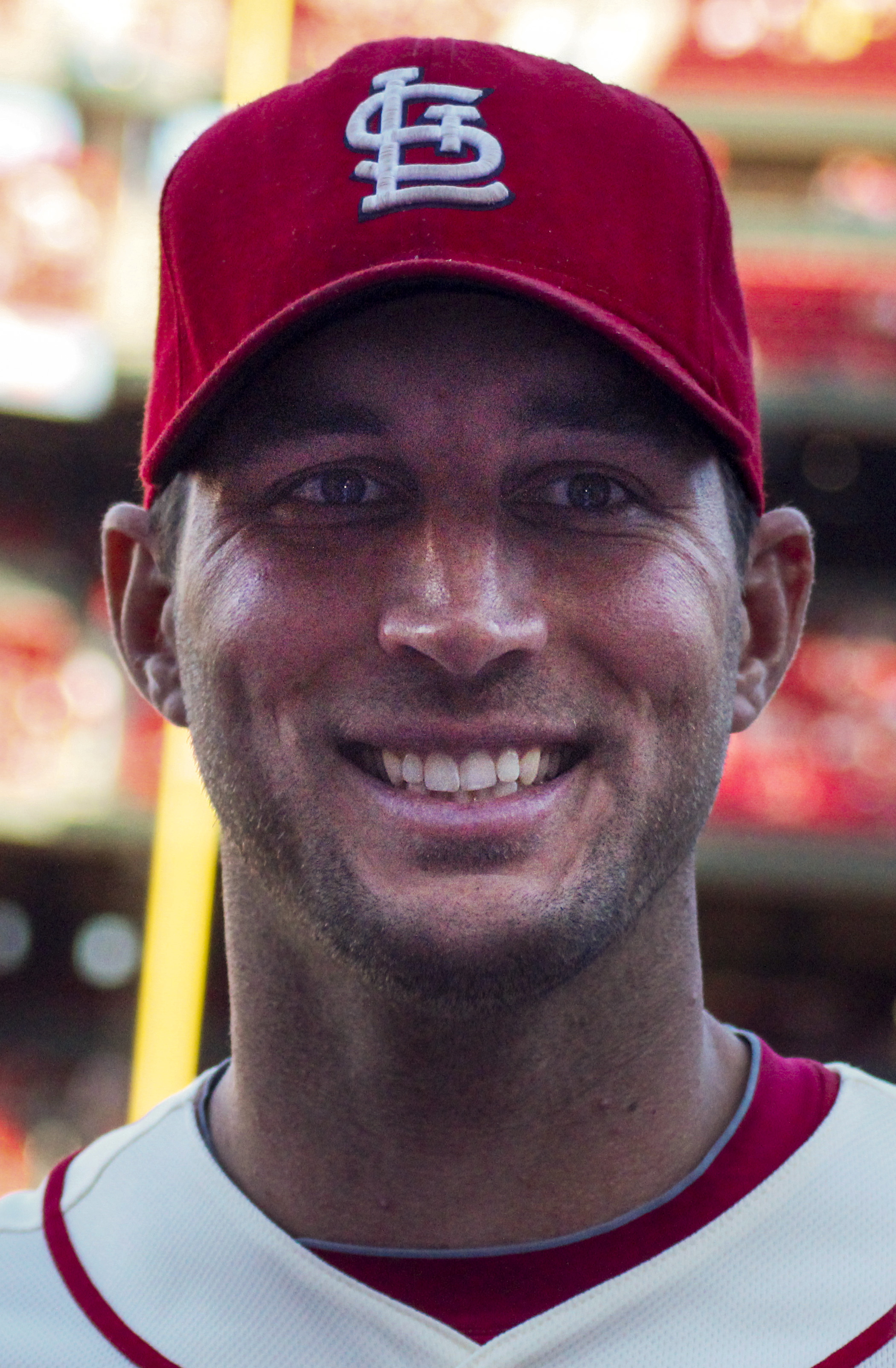 Adam Wainwright 2020 Mittelbraun Haar & Alternative Haarstil.