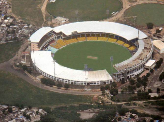 Stadium Aerial View Aerial View Motera Stadium.jpg