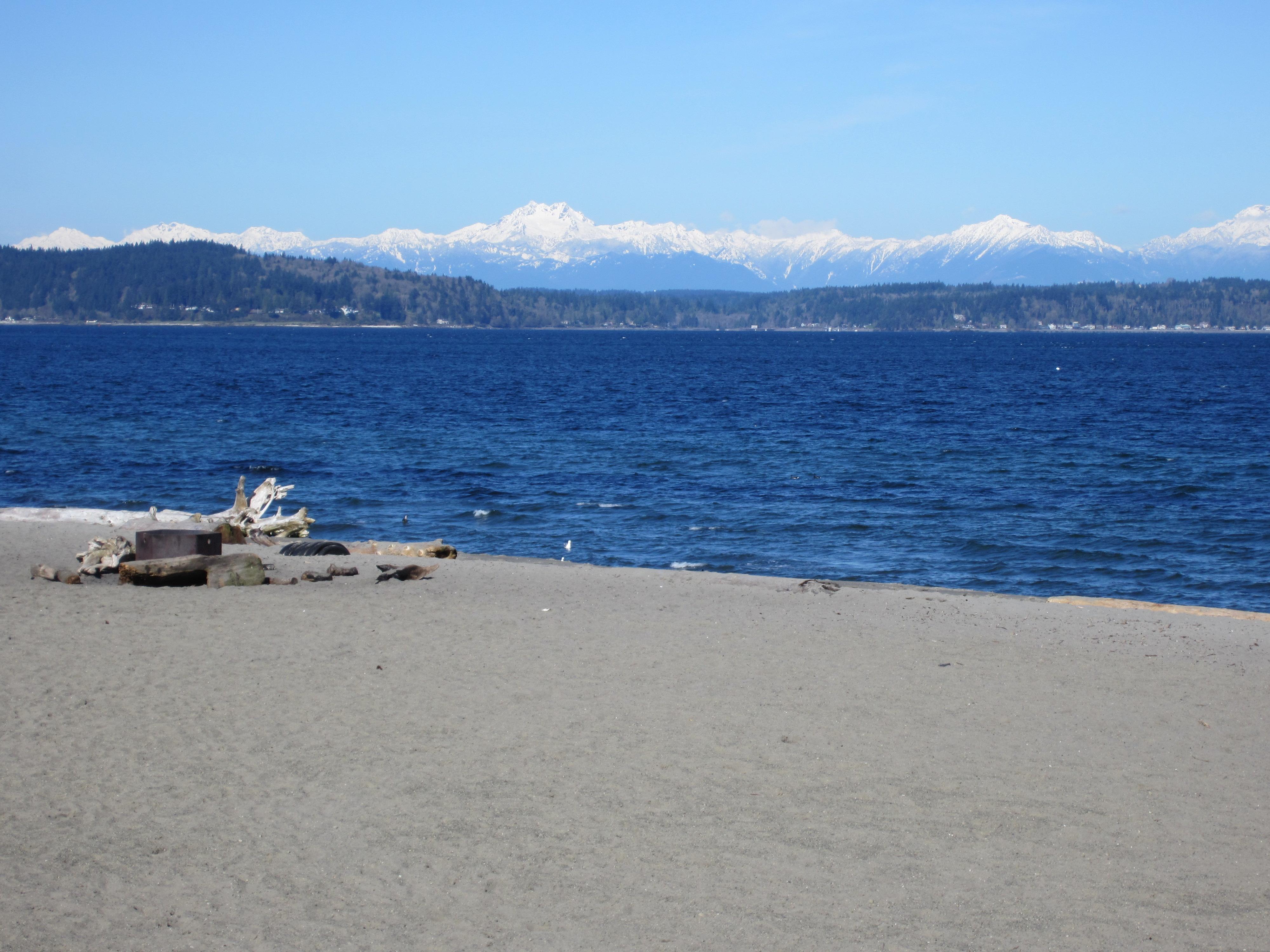 Beach By Seattle Florida