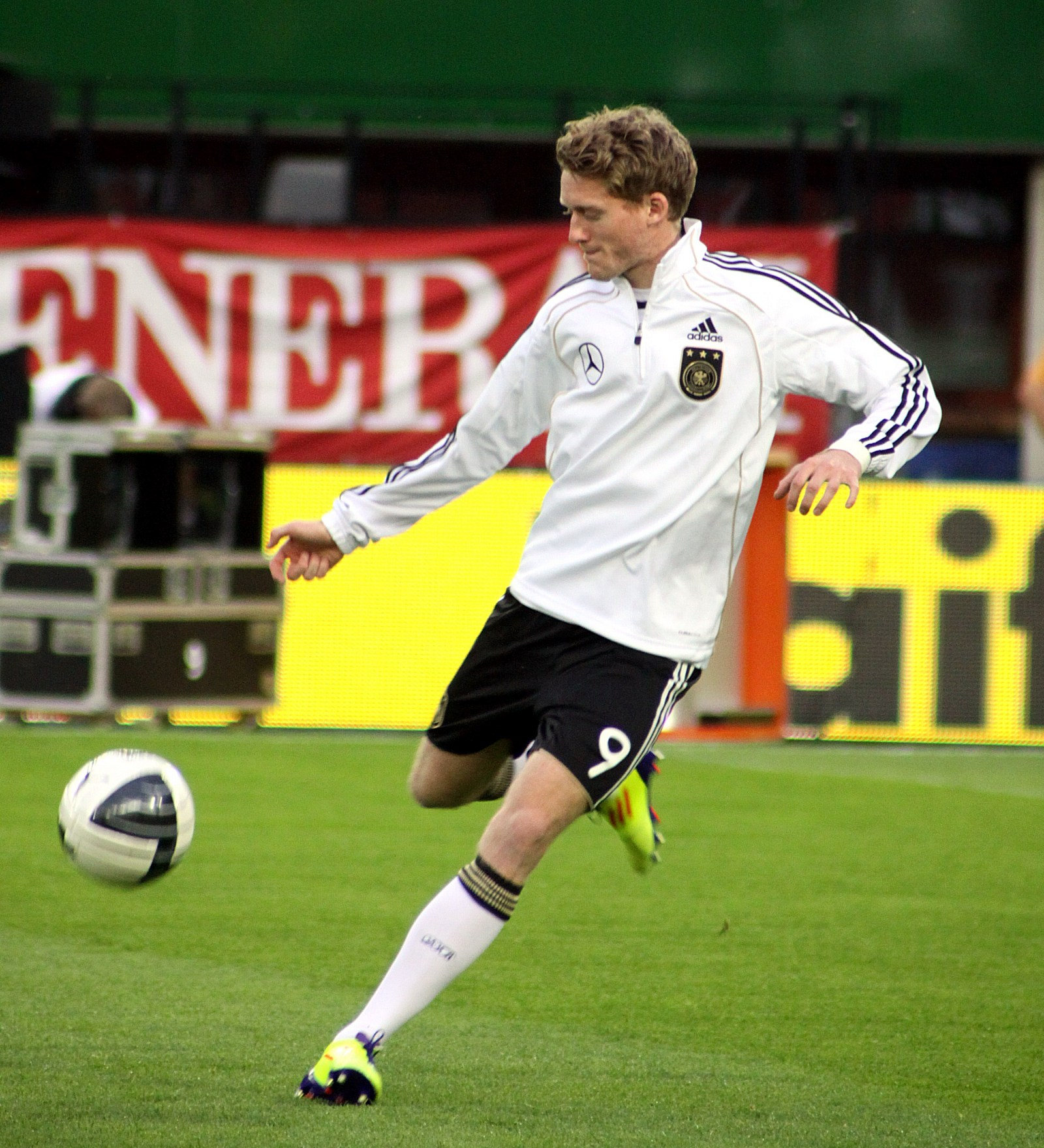 Description andre schürrle germany national football team 01