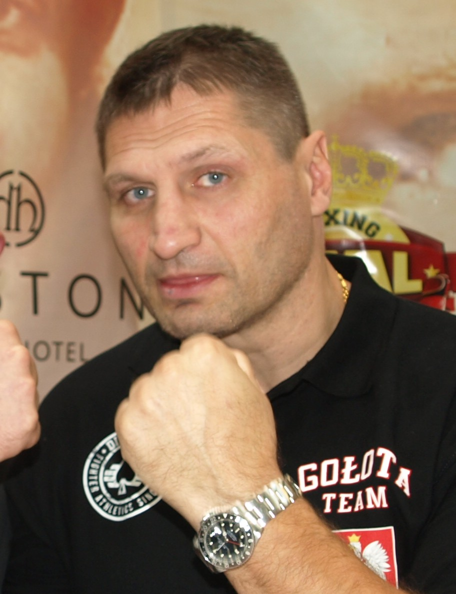 Andrew Golota Was Having Severe Problems In The Ring