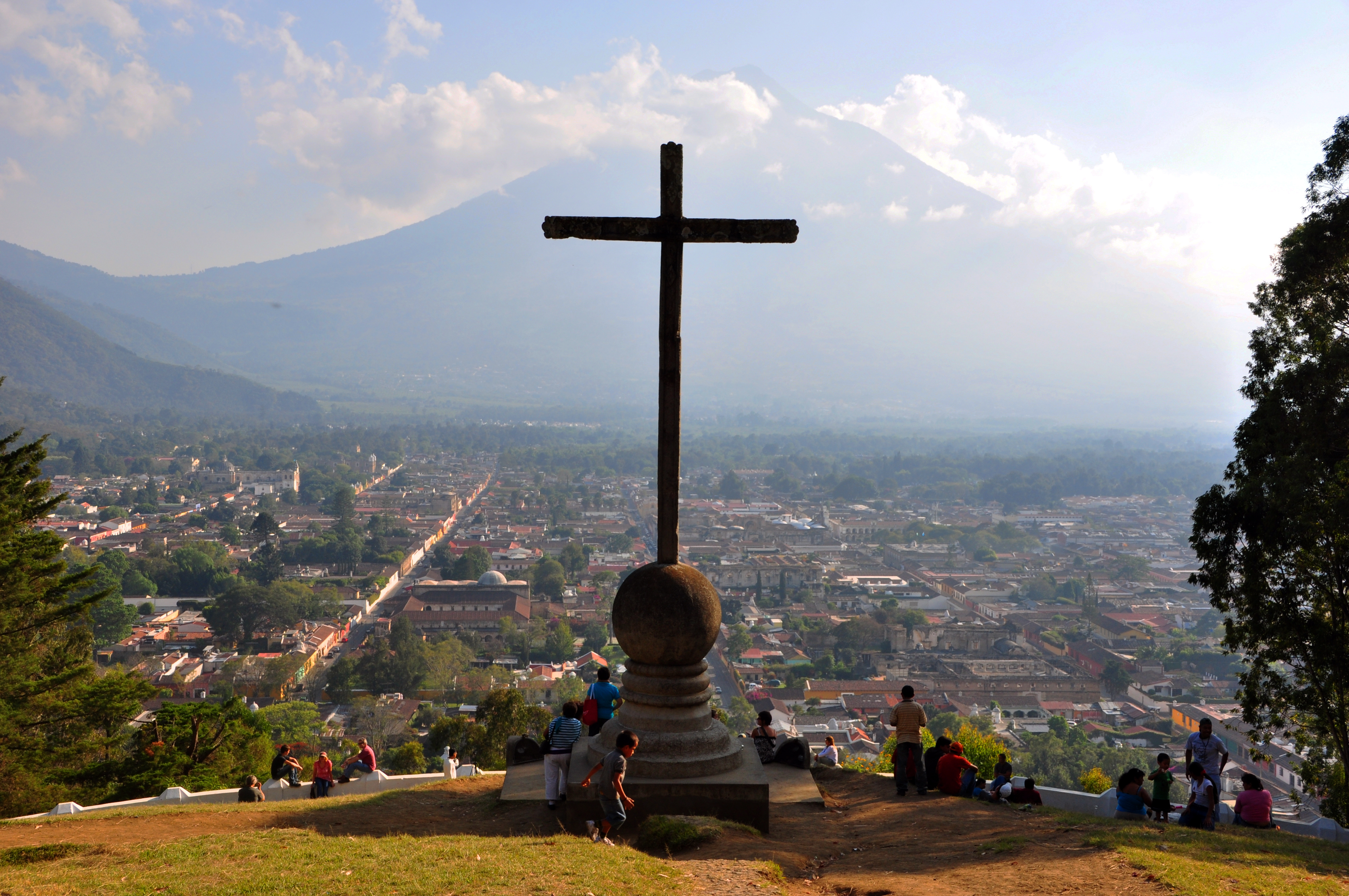 Around Antigua  Travel Guide to Antigua Guatemala