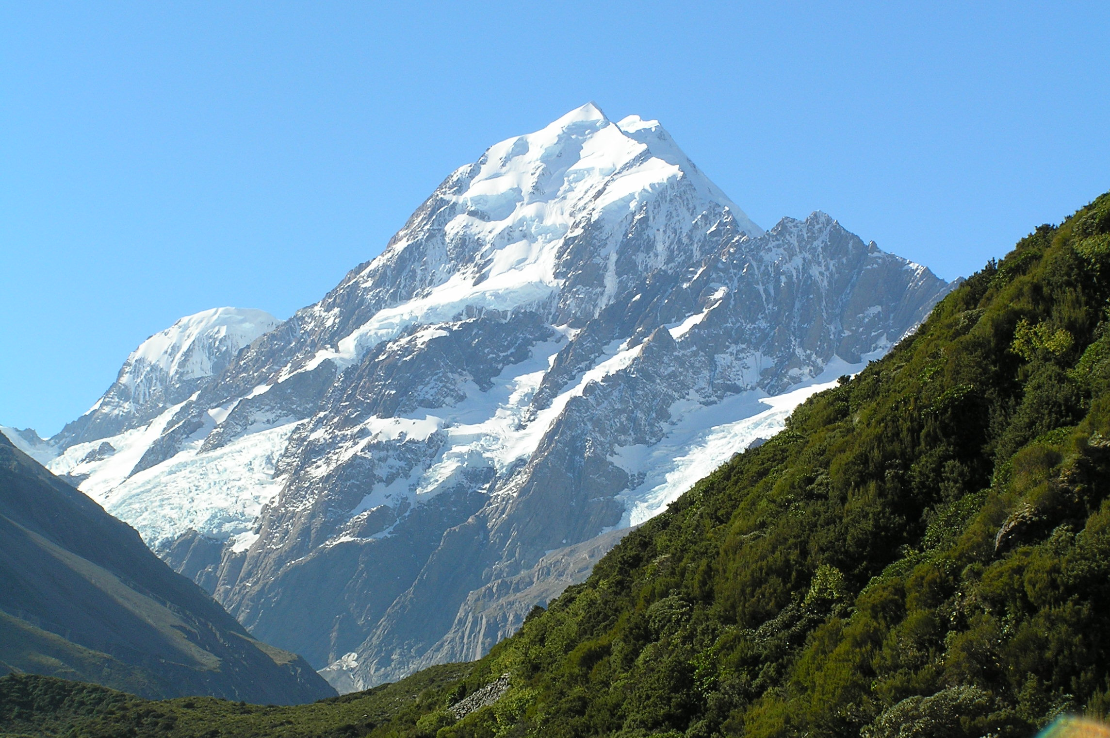 Aoraki/Mount Cook National Park - Wikipedia, the free encyclopedia
