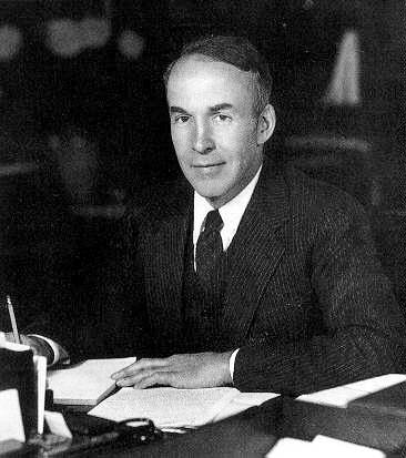 Archibald MacLeish, who composed a poem in Duggan's memory Archibaldmacleish.jpeg