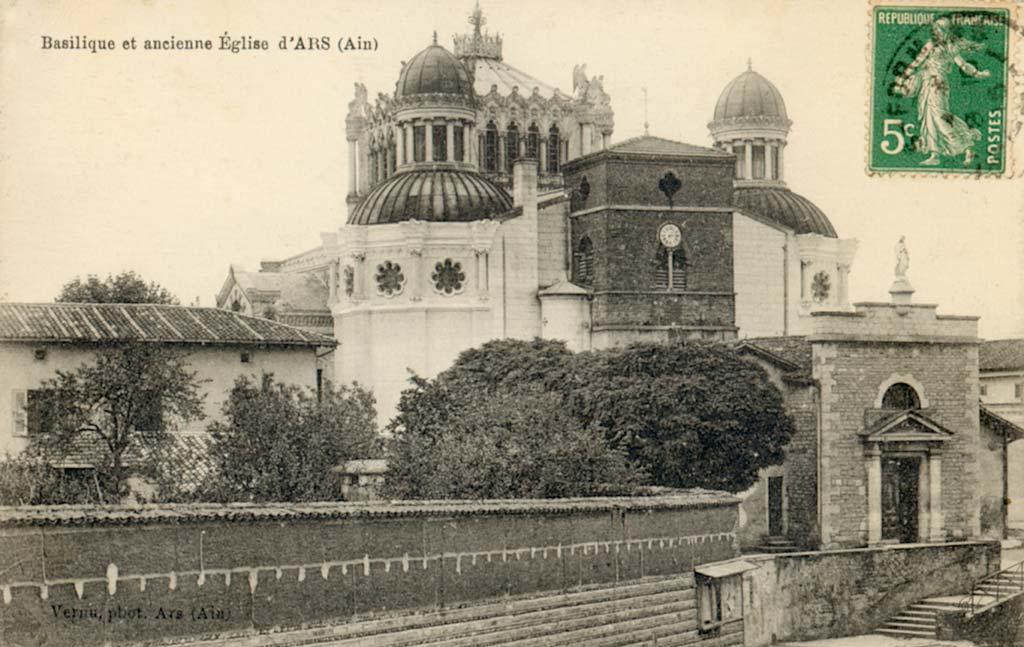 """Parish church of the Curé d""""Ars"""