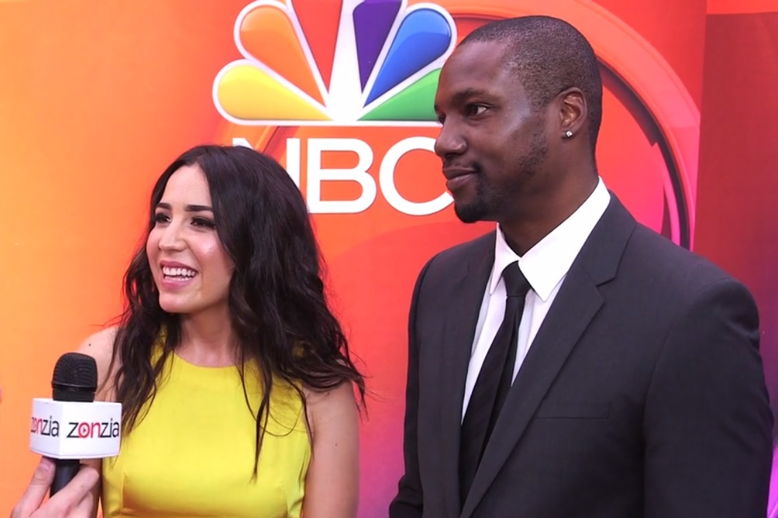 fileaudrey esparza and rob brown on behind the velvet