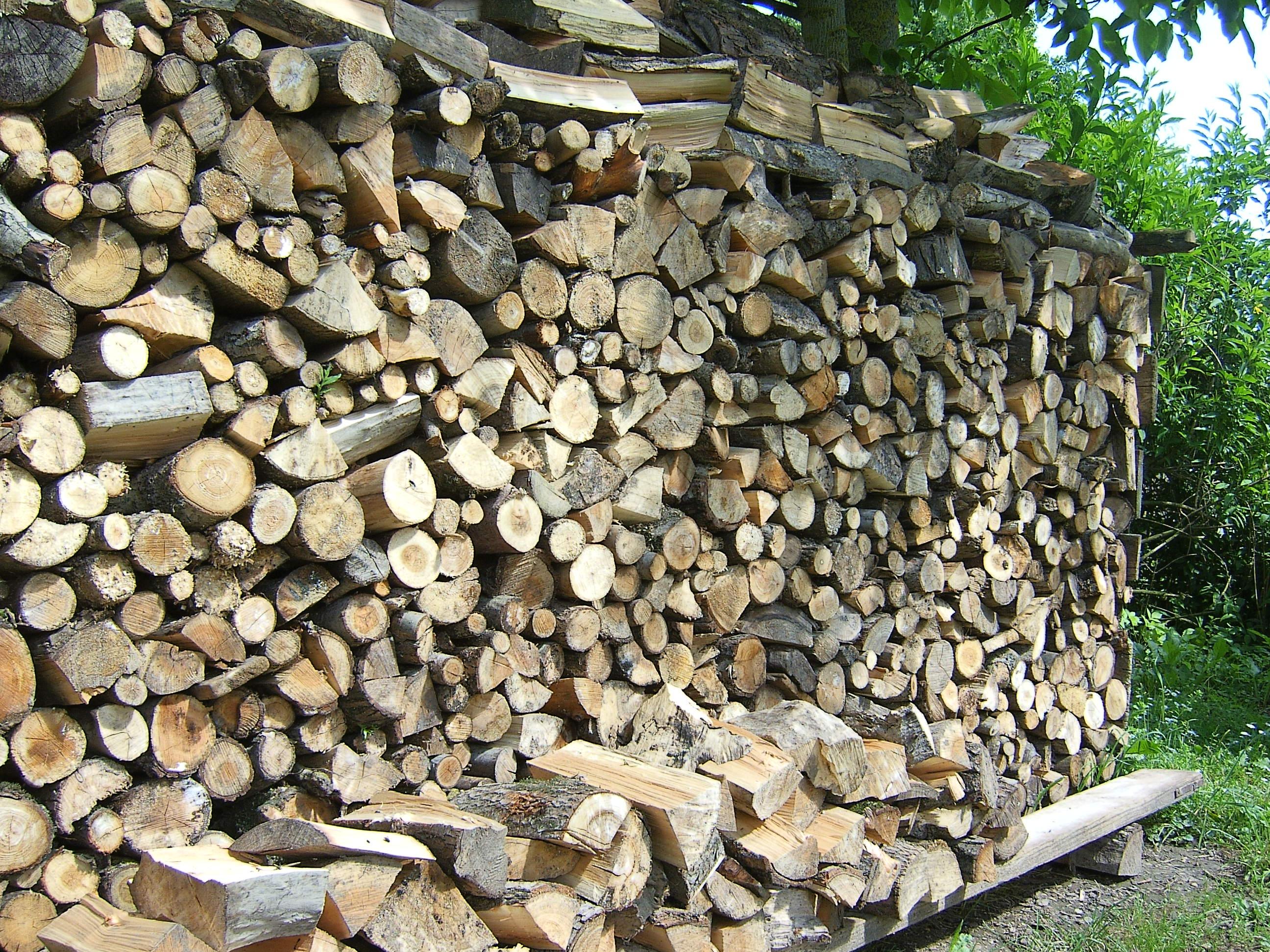 Holz - Kaminholz