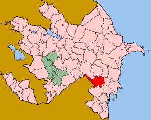 شهرستان بیلهسوار (جمهوری آذربایجان)
