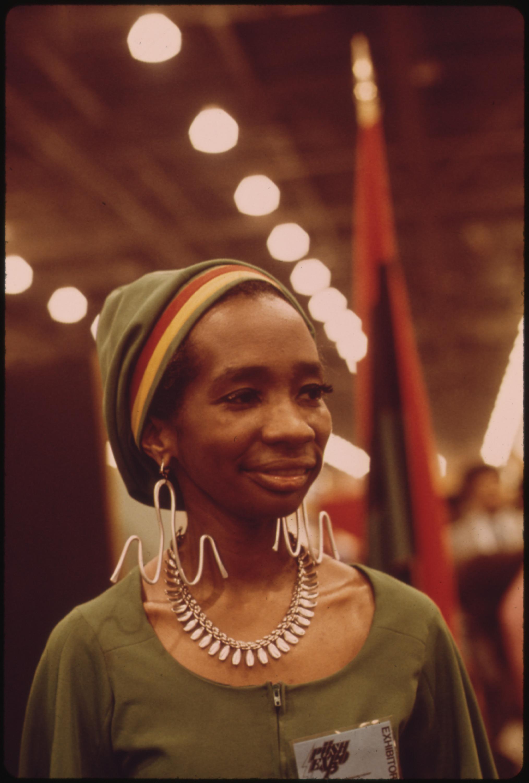 Pics of a black woman