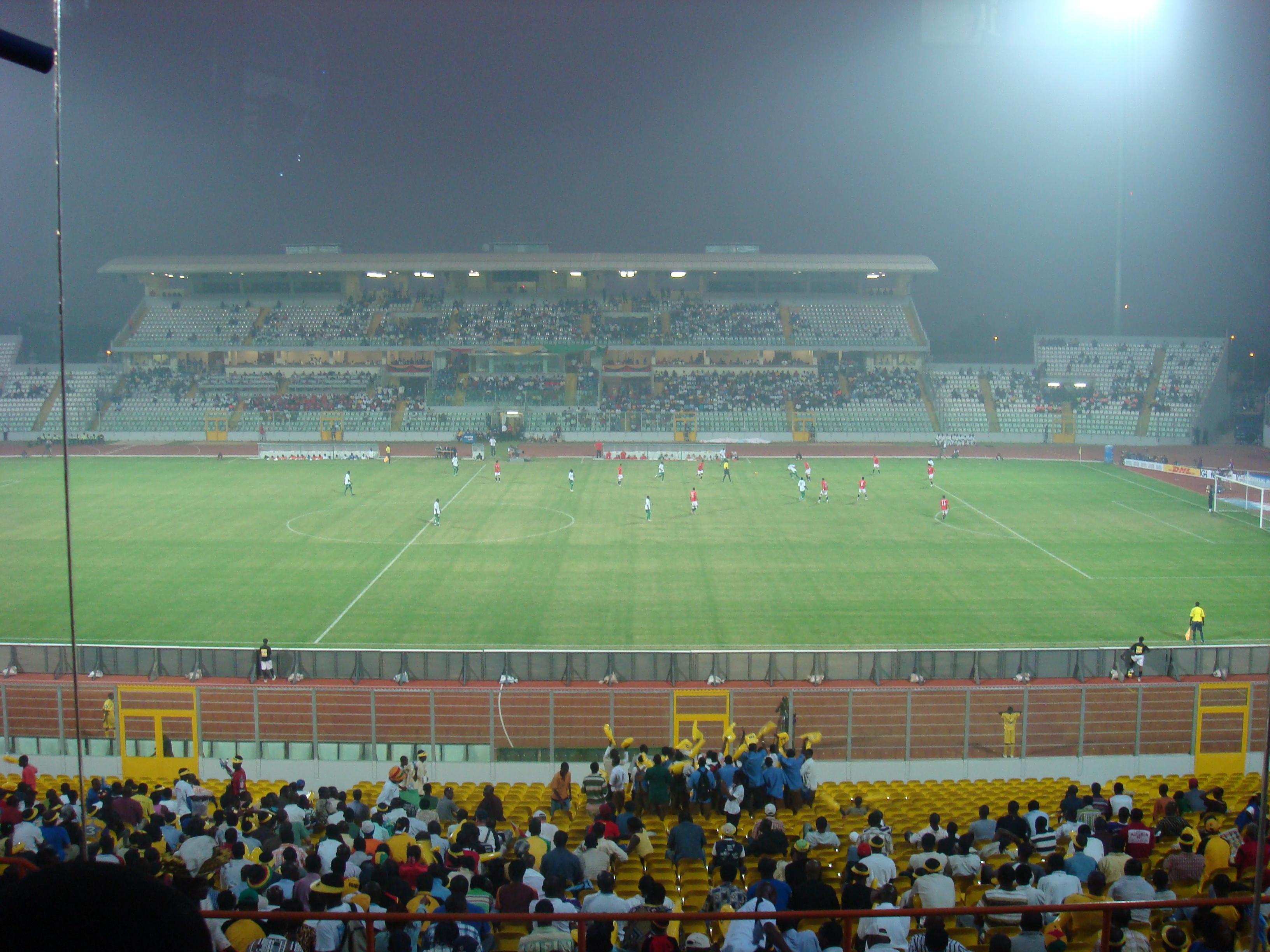 Estadio Baba Yara