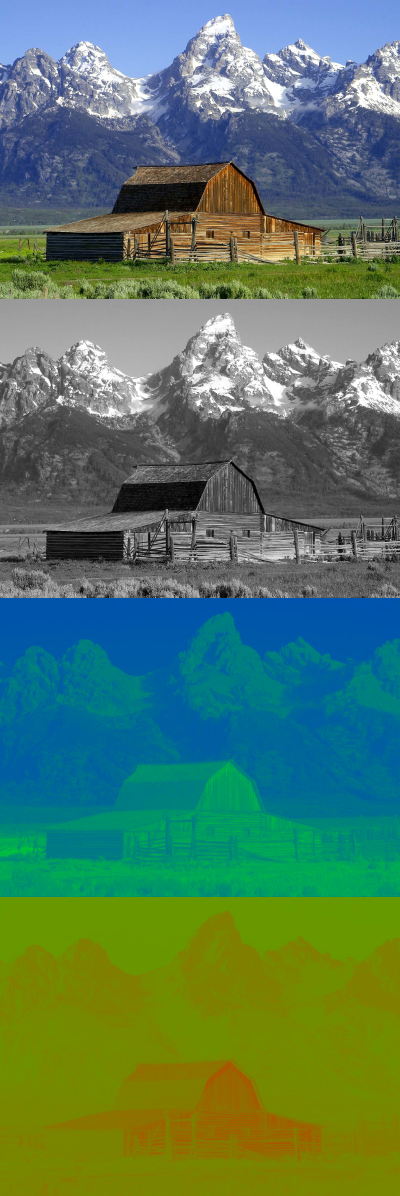 Code Project: RGB to Y'UV – Jamie's Blog