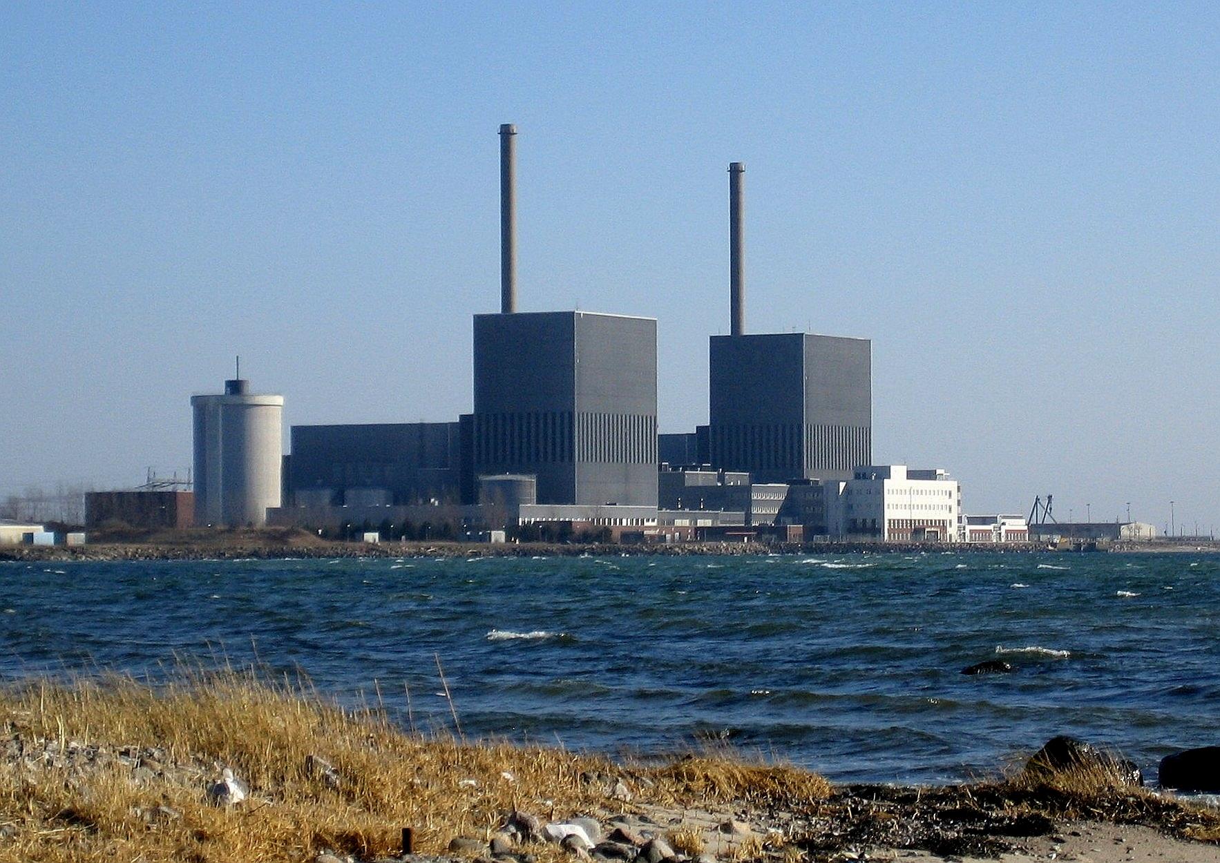 Barsebäck nuclear power plant in Skåne, Sweden
