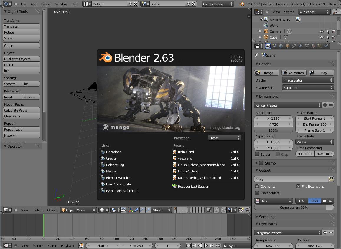 Download Blender Free Fliploop