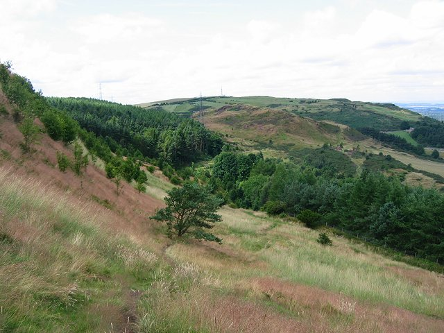 Bonaly Country Park - geograph.org.uk - 32303