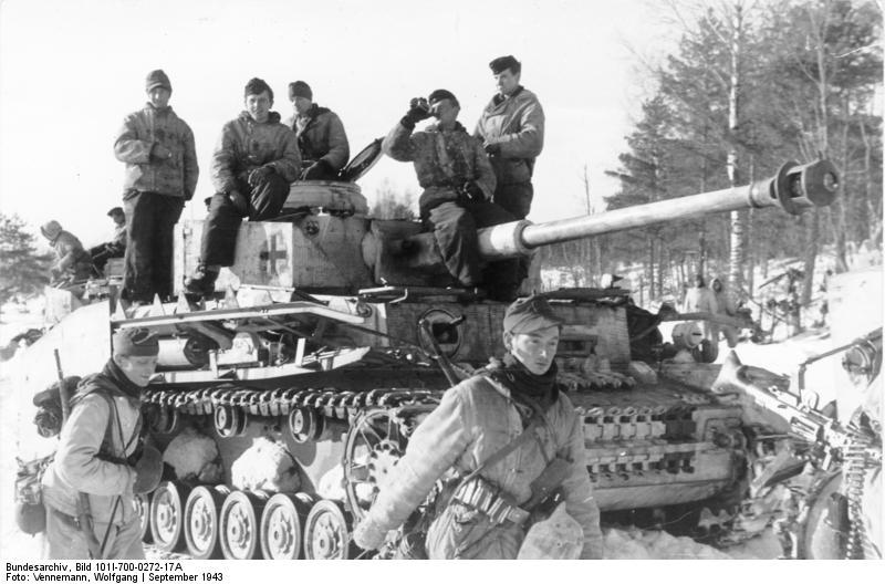 Njemačka Nacisti Zima SSSR