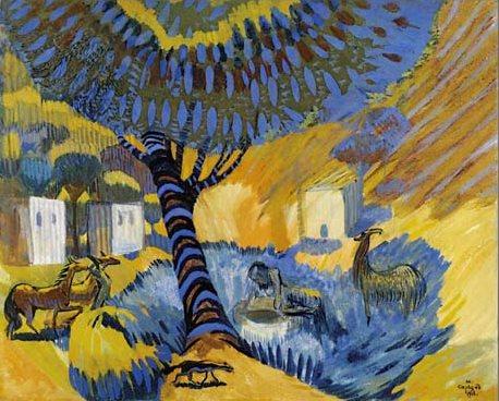 «У колодца, жаркий день», 1908