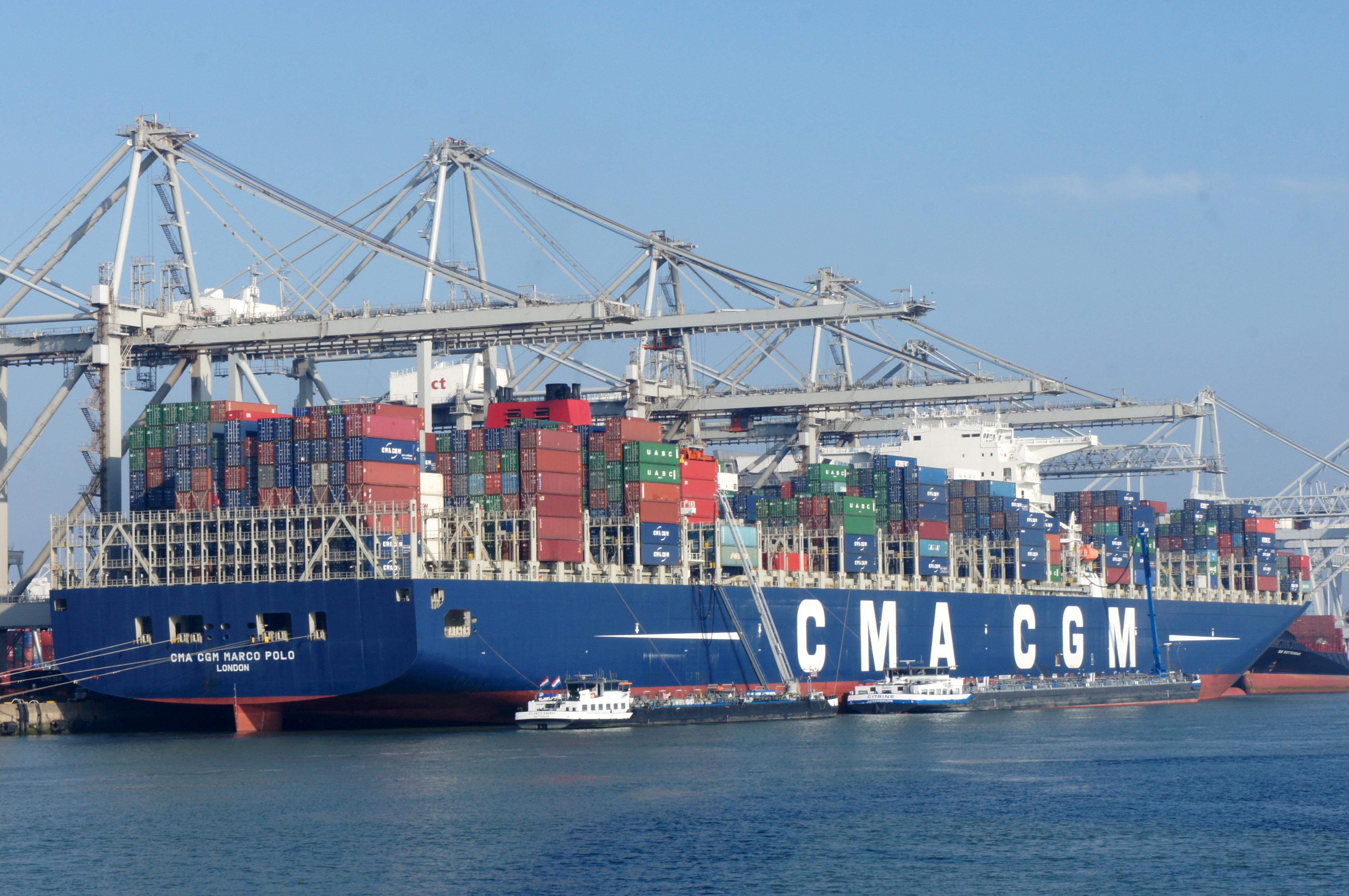 CMA CGM Marco Polo - Wikipedia