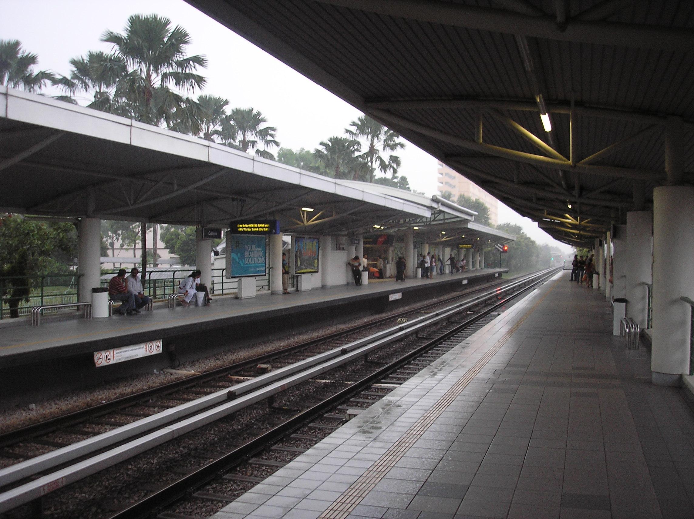File:Cahaya station (Ampang Line), Selangor.JPG - Wikipedia, the ...