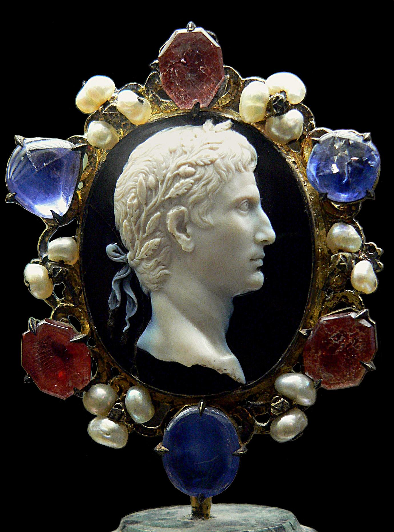 Драгоценности Древнего Рима