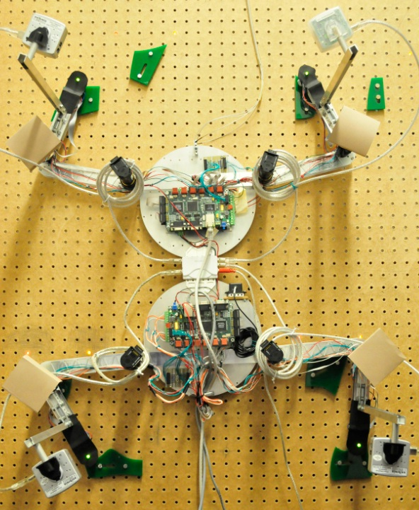 Cr4 blog entry wall climbing robots for Types of motors used in robotics pdf