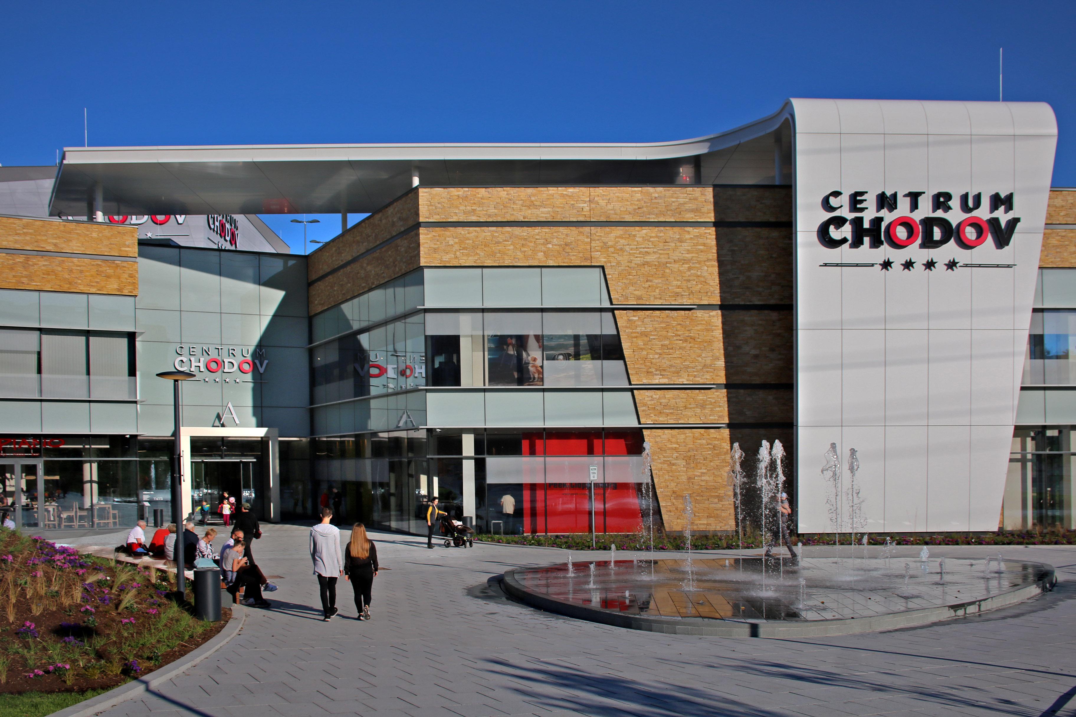 Centrum Chodov – Wikipedie 93c1cabec9