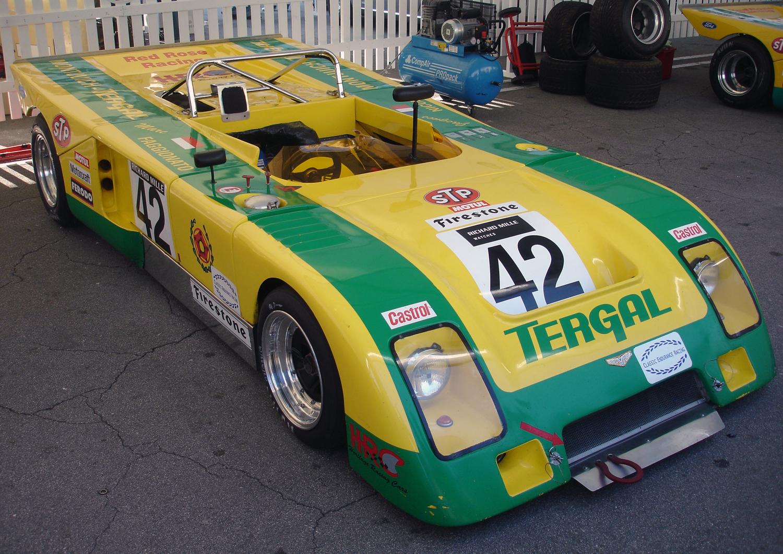chevron b21 group 5 1972 racing cars