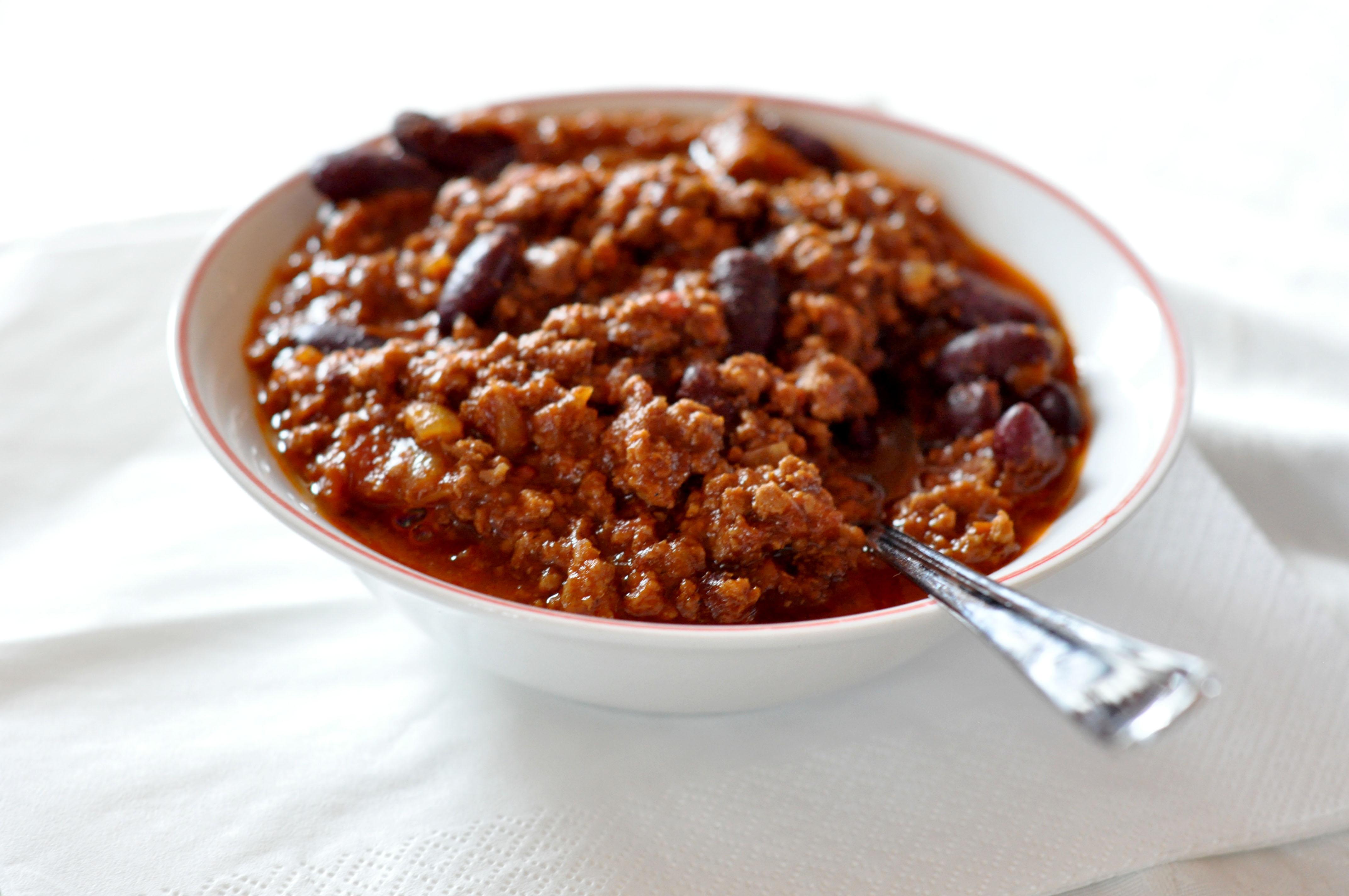 Delizia il palato con il Chili con carne