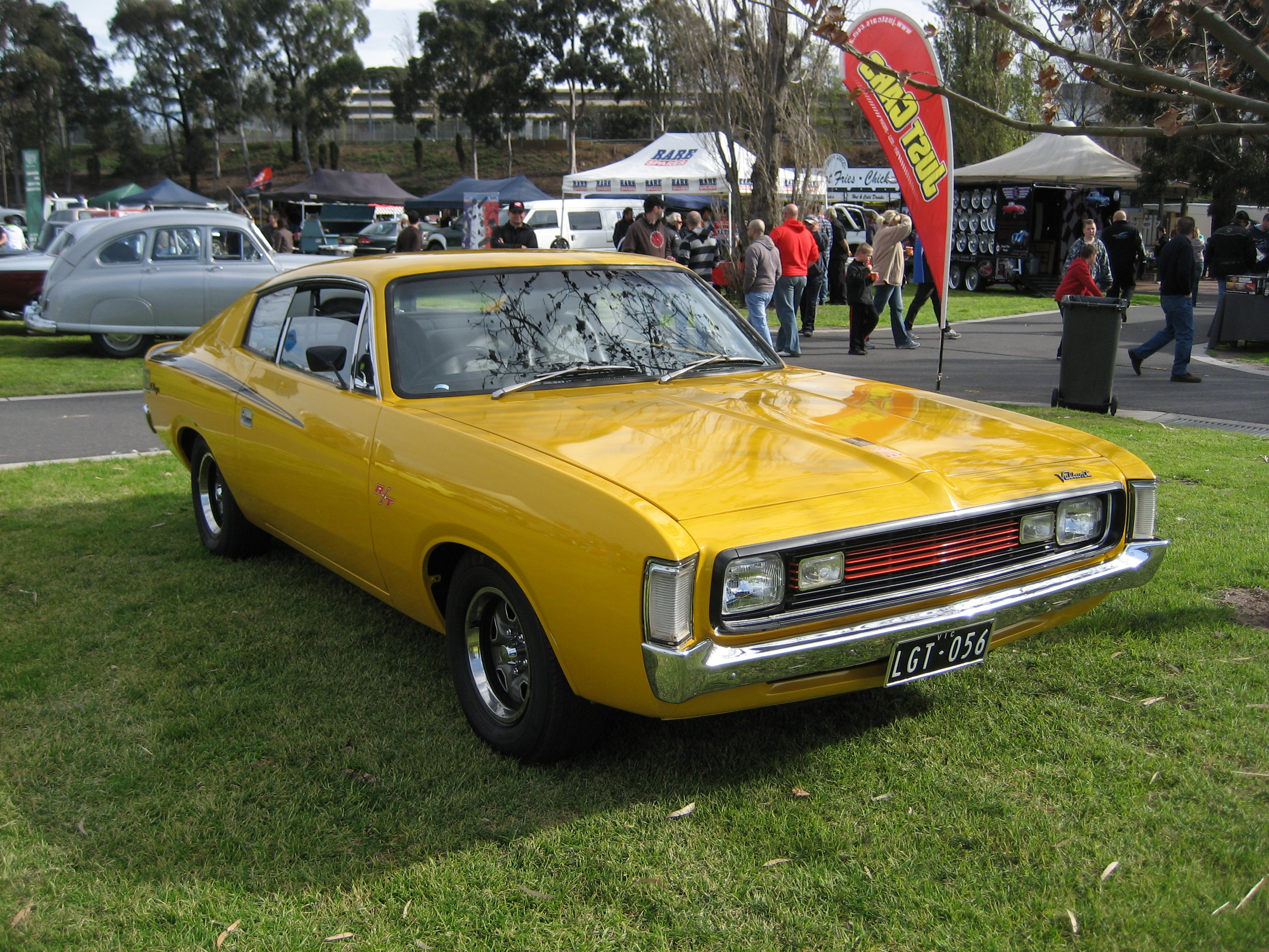 Those guys who are too young to remember the australian chrysler charger, there is a pic attached