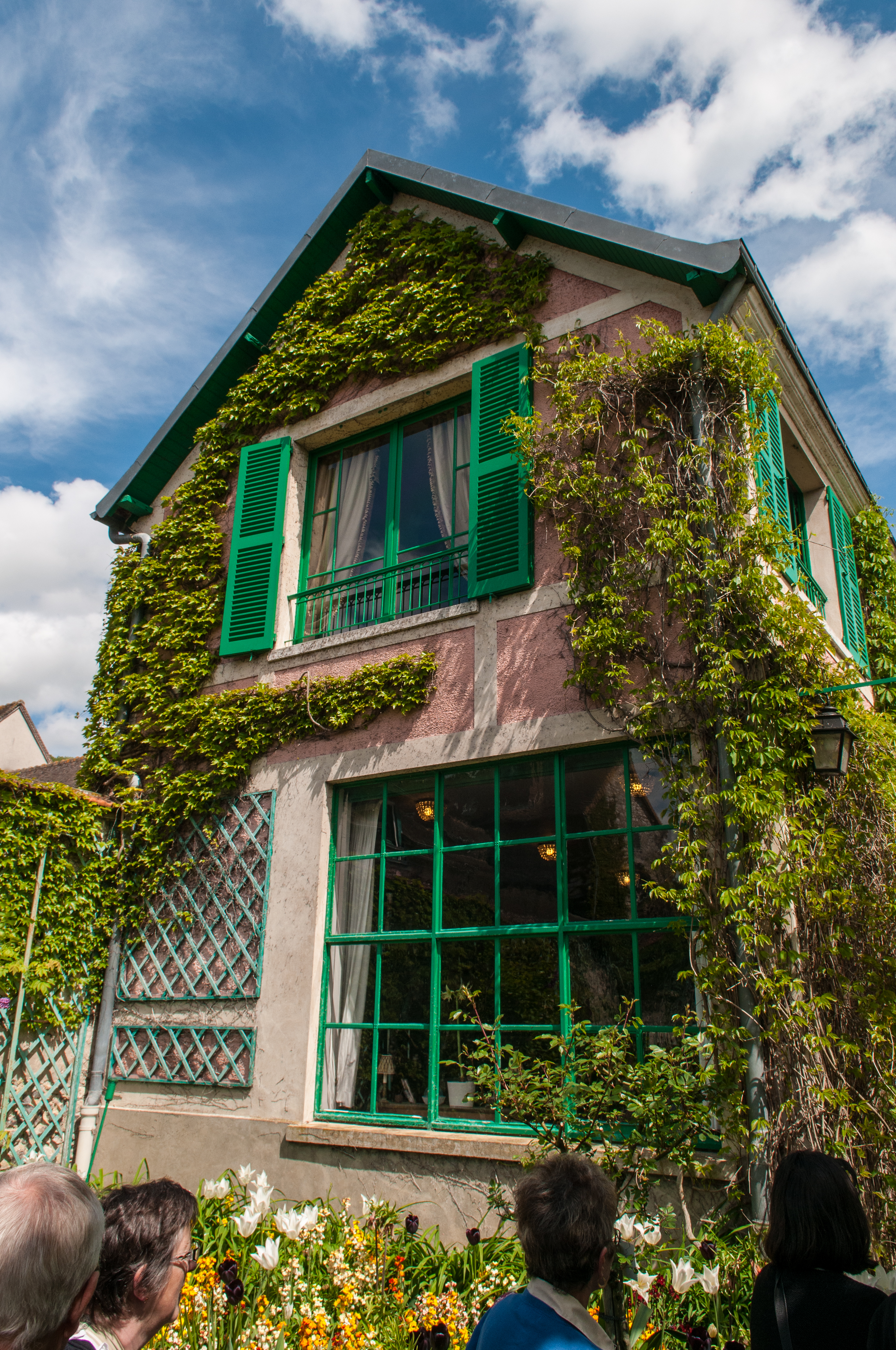 File Claude Monet House And Garden In Giverny 8741489169 Jpg