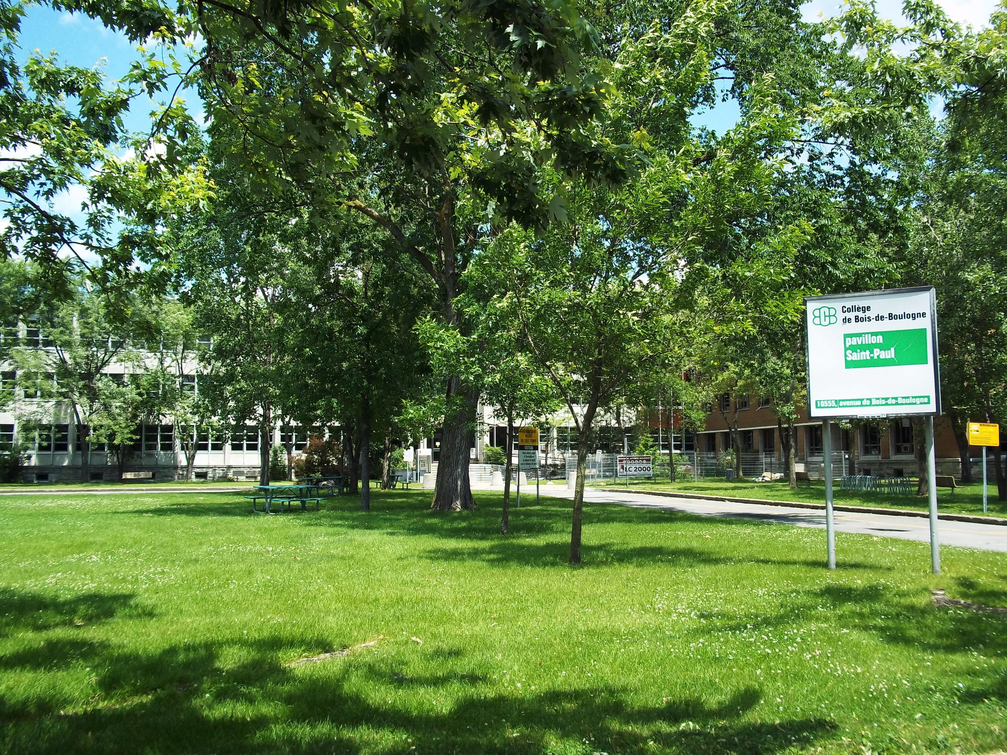 Collège de BoisdeBoulogne  Bois deBoulogne, Lebanon