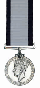 Conspicuous Gallantry Medal courage award