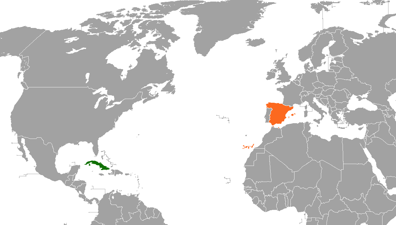 Cuba–Spain relations - Wikipedia