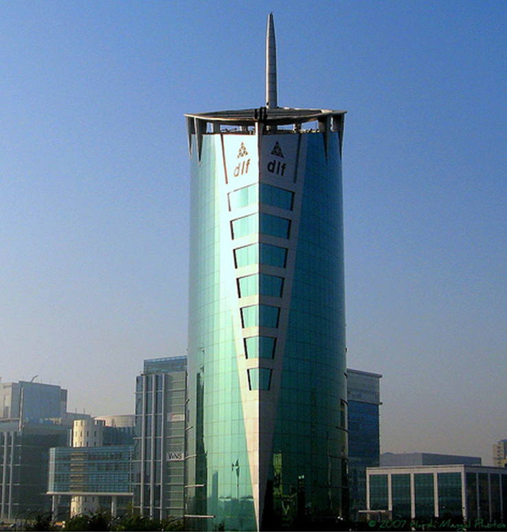 List of tallest buildings in Delhi NCR - Wikipedia
