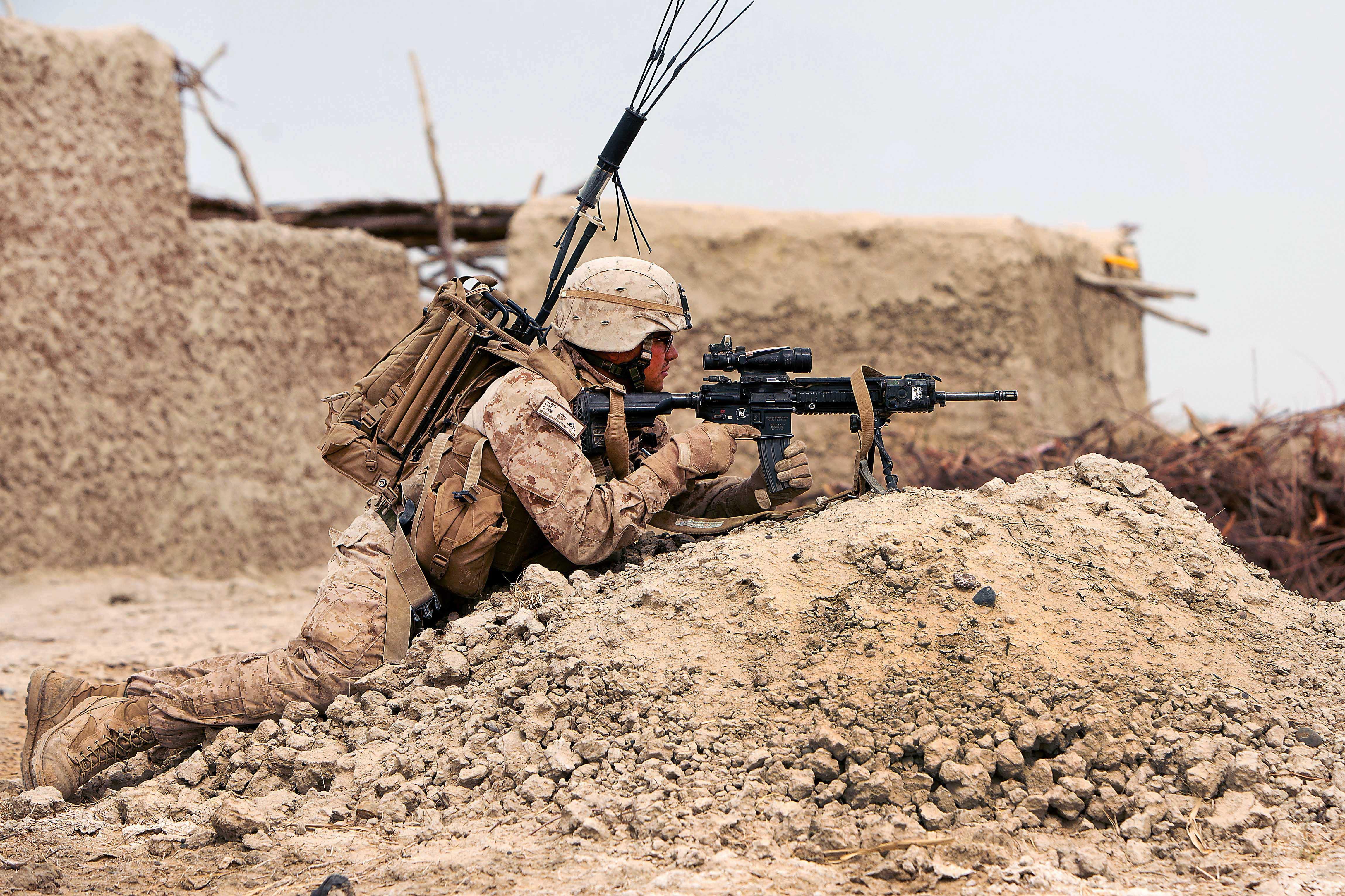 M27 Infantry Automatic Rifle Military Wiki Fandom