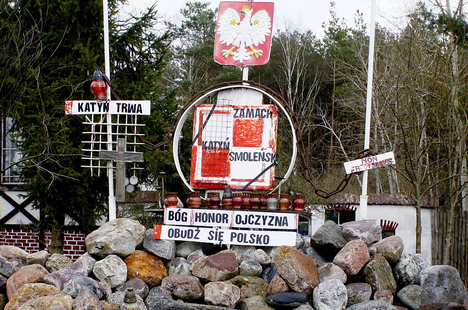 File:Dobrojewo (katastrofa smoleńska 1) jpg - Wikimedia Commons