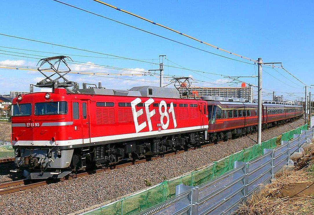 An Electric Train Car Having A Mass