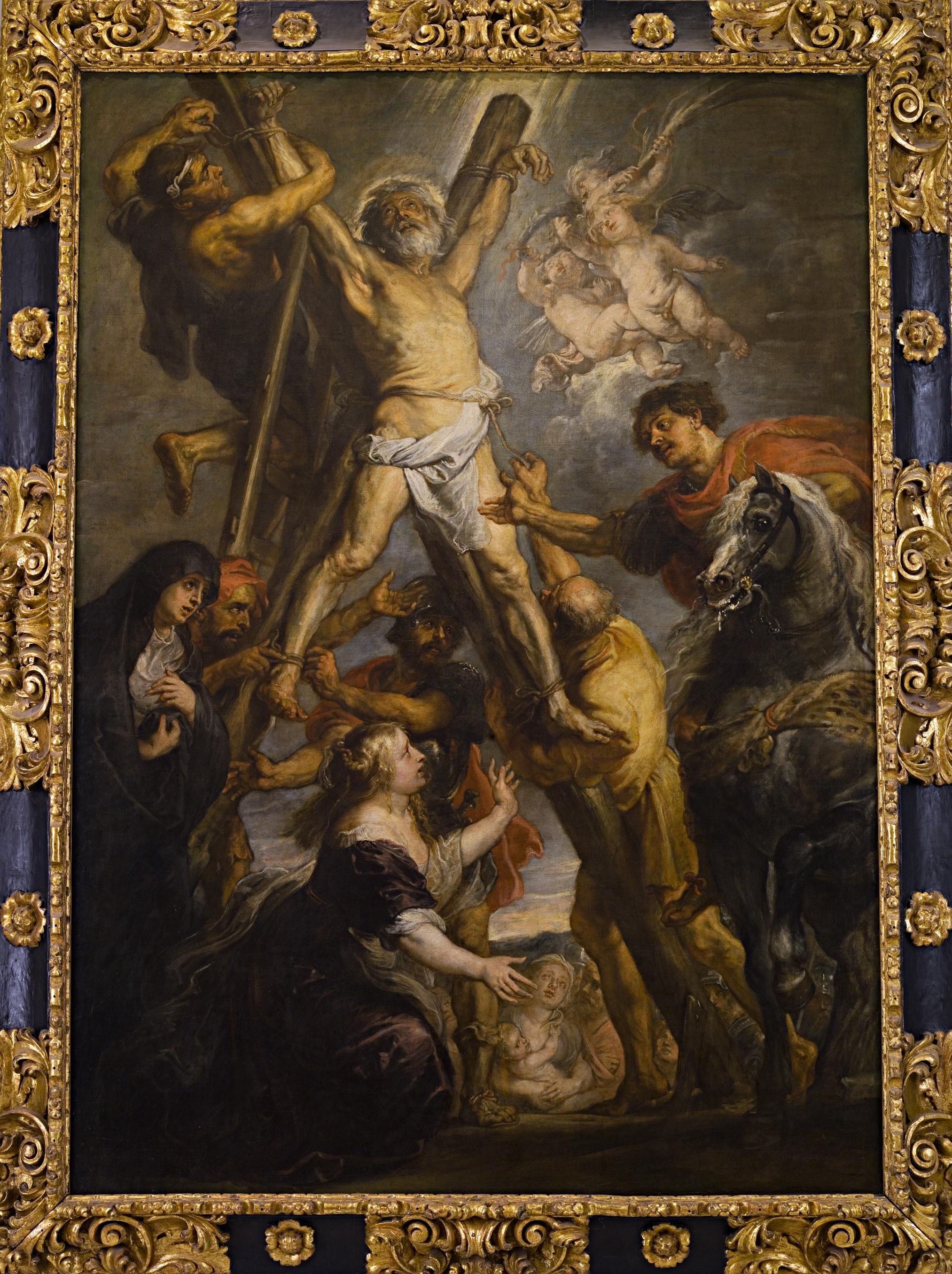 Resultado de imagen de san andres apostol