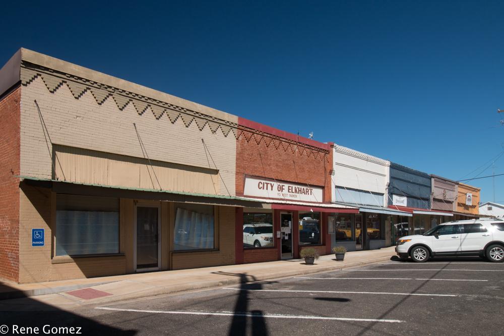 Елкхарт (Тексас)