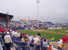 Wild Things Park Baseball stadium in Pennsylvania