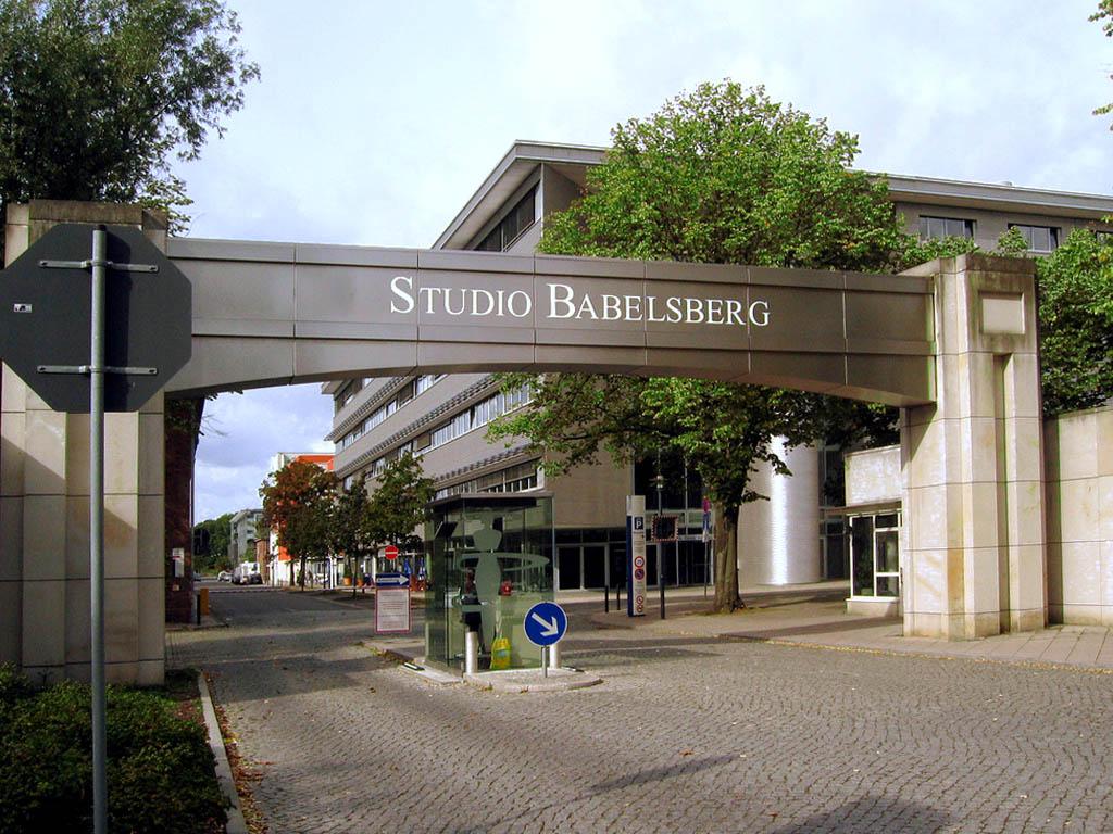 Das Filmstudio Babelsberg in Potsdam wurde 1912 gegründet und gilt heute als renommiertes Filmatelier in Europa.