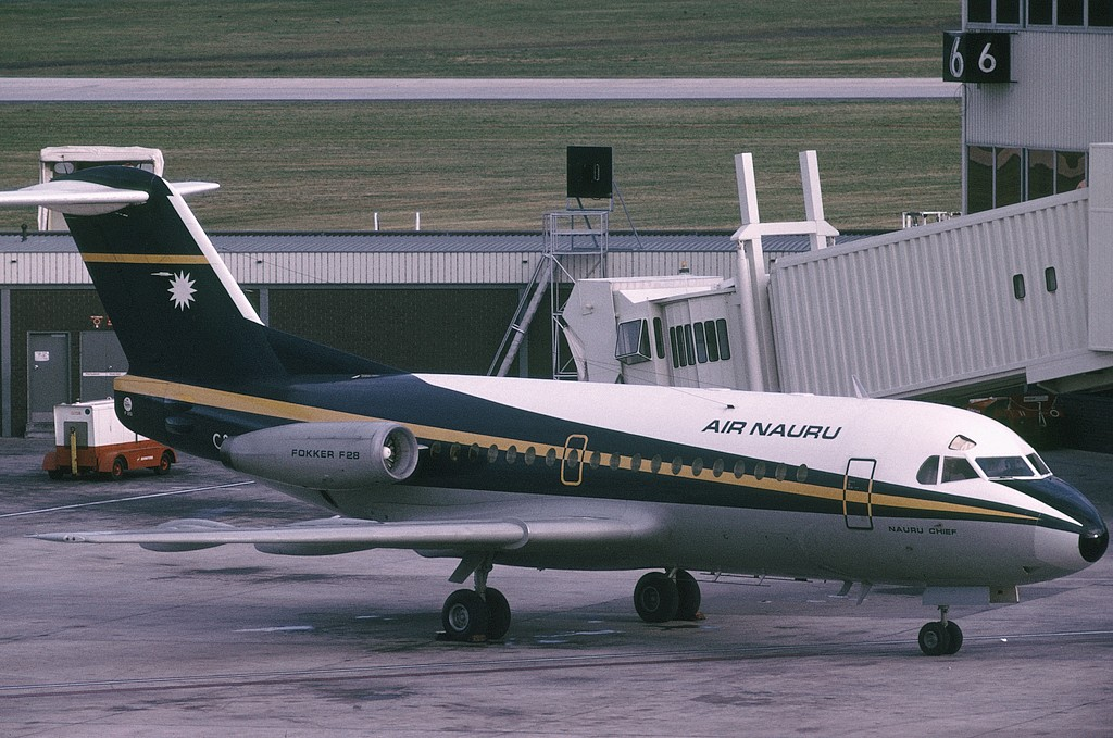 Norfolk Island Airlines Albion