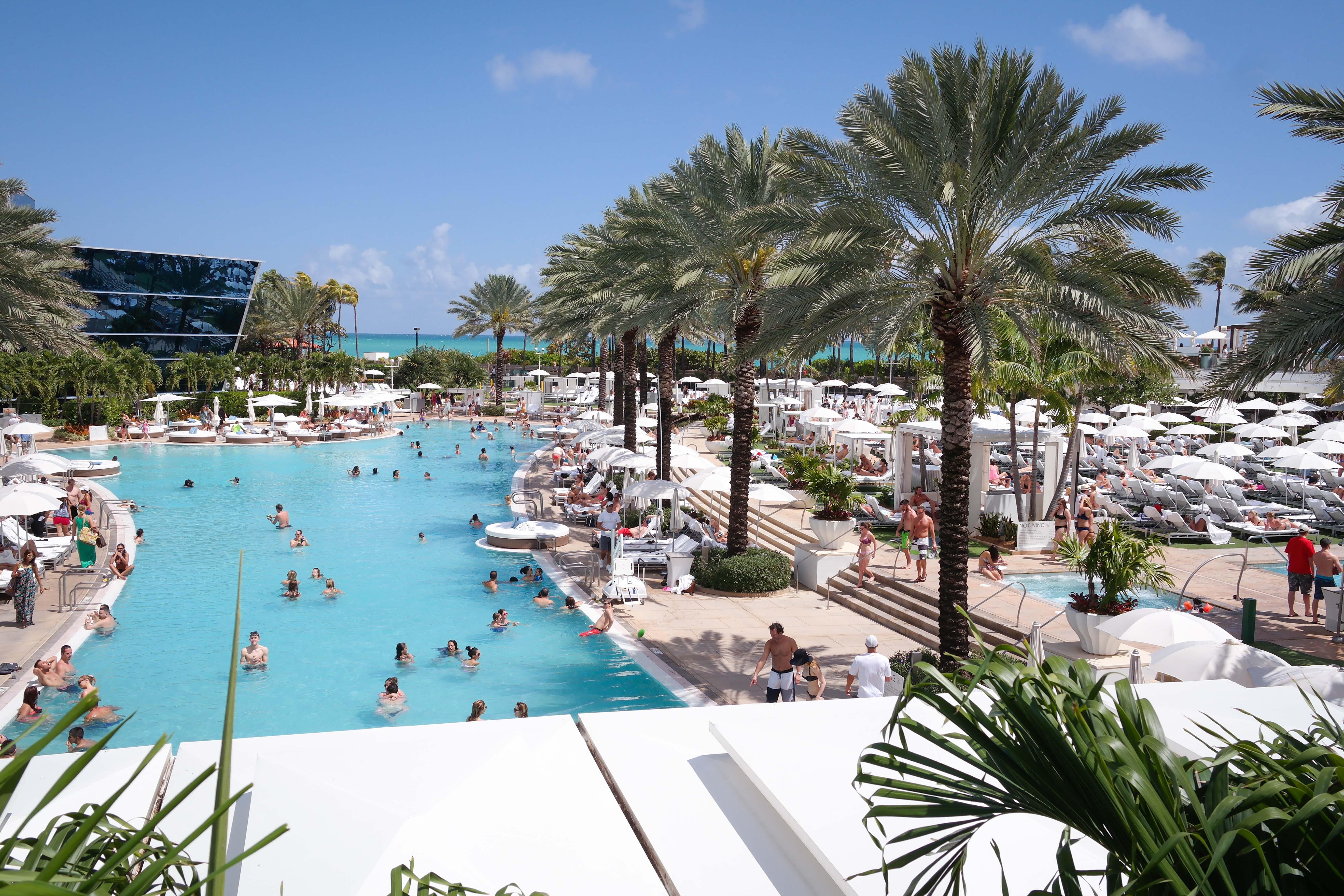W Hotel Miami Booking