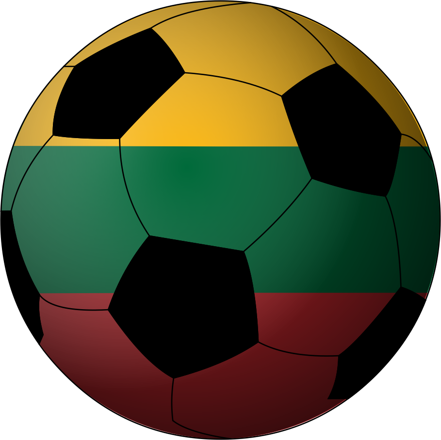 File Football Lithuania Png Wikimedia Commons